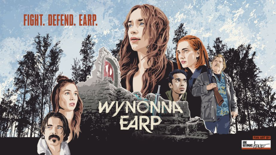 Tales of the Black Badge – A Wynonna Earp Fan Podcast #186 – On The Road Again (4×01) Review