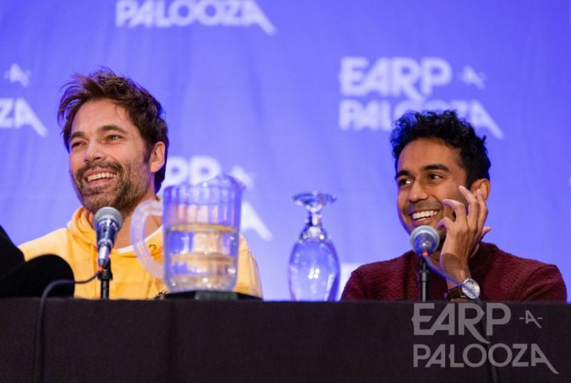 Tales of the Black Badge – A Wynonna Earp Fan Podcast #190 – Tim Rozon And Varun Saranga Season 4 Interview